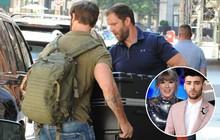 Zayn Malik xác nhận Taylor Swift trốn paparazzi bằng cách... chui vào trong va li