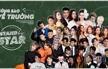 Gần 30 nghệ sĩ Vbiz đình đám sẽ lần đầu cùng nhau về trường, mừng ngày 20/11 với Stand By Star