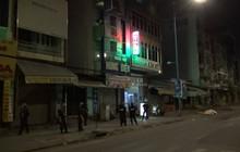Nhóm đối tượng giang hồ truy sát nam thanh niên tại khách sạn ở Sài Gòn