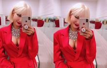 """LE (Exid) mặc sức phanh áo khoe hình thể, netizen tặng luôn hai từ """"rẻ tiền"""""""