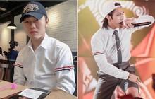 """Xuân Trường tiết lộ mua sơmi trắng giá vài trăm nhưng thật ra lại là """"đụng hàng"""" áo hiệu với Sơn Tùng M-TP, Ngô Diệc Phàm, G-Dragon"""