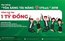 Ra mắt Quỹ học bổng tài năng VPBank 2018