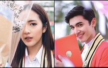 Ngắm loạt nam thần, nữ thần trường Hoàng gia Thái Lan ngày tốt nghiệp: Con nhà giàu, học giỏi đúng là cực phẩm!