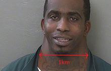 Thanh niên tội phạm có cái cổ to như sân bóng đá trở thành hiện tượng MXH Mỹ