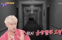 Wanna One kể về trải nghiệm rùng rợn tại khách sạn gần nghĩa trang nhưng Kang Daniel lại gây cười vì...
