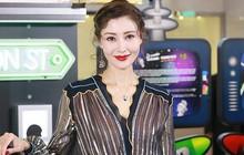 Lấy chồng đại gia, Hoa hậu đẹp nhất lịch sử Hong Kong khoe nhan sắc U50 sang chảnh, mặn mà