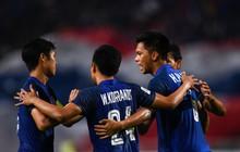 Thái Lan lội ngược dòng trước đối thủ sừng sỏ Indonesia bằng bàn thắng không tưởng