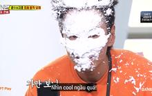 """Nhọ như Lee Kwang Soo: Tưởng lập được công lớn ai ngờ còn bị phạt """"rửa mặt"""" bằng... kem tươi"""