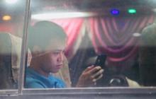 Văn Toàn buồn hiu hắt khi đến Myanmar, Quang Hải và Đức Chinh quấn quýt không rời