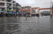 Bão số 8 suy yếu thành áp thấp nhiệt đới gây sạt lở đất ở TP. Nha Trang, 1 phụ nữ tử vong, 1 trẻ em mất tích