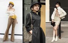 Street style 2 miền: các bạn trẻ cùng lăng xê cho loạt xu hướng hot, set đồ nào cũng trendy và nổi bần bật