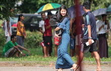 Kiều nữ Myanmar sợ phụ huynh phát hiện vì trốn đi mua vé xem trận gặp Việt Nam