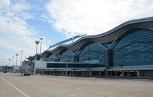 Khuyến cáo hành khách lưu ý sạt lở, ngập úng trên tuyến đường đi từ TP.Nha Trang lên sân bay Cam Ranh