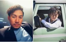 Đã lâu không gặp, rapper Tiến Đạt đã có tóc dài lại còn làm xoăn như trai Hàn Quốc