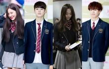 Soi đồng phục của học sinh Hàn: Trường gây choáng về giá tiền đắt đỏ, trường dẫn đầu vì sang chảnh như hoàng gia