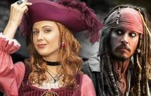 """Cướp biển Jack Sparrow của Johnny Depp sẽ được """"tái khởi động"""" với phiên bản nữ?"""