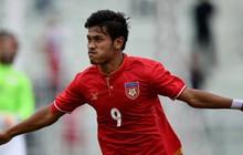 """Xem giò Aung Thu, """"Ronaldo người Myanmar"""" hứa hẹn gây vô vàn khó khăn cho tuyển Việt Nam"""