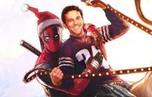 """Deadpool """"đá đểu"""" Marvel trong trailer phiên bản Giáng Sinh"""