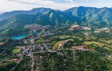 Ảnh hiếm: Khung cảnh đẹp tuyệt vời của đất nước Cuba chụp từ trên cao