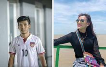 """Kém 3 tuổi, """"Ronaldo Myanmar"""" vẫn tán đổ MC quốc dân đẹp nghiêng nước nghiêng thành"""
