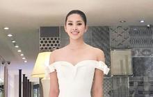 Trước giờ G, Tiểu Vy hé lộ trang phục dạ hội chính thức trong phần thi Top Model tại Miss World 2018