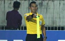 """Trọng tài Việt Nam nói gì về tình huống Văn Toàn bị """"cướp"""" bàn thắng?"""