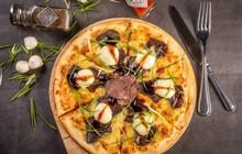 Zpizza mạnh tay khuyến mãi thỏa lòng team thích ăn ngon, ngồi đẹp