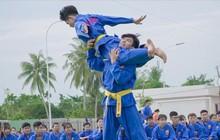 Những màn quốc võ khinh công xuất thần của sinh viên FPT Edu