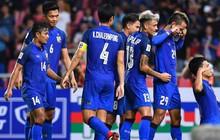 Nhận bàn thua cuối trận, Thái Lan đánh rơi điểm số đầu tiên tại AFF Cup 2018