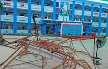 Nguyên nhân chính thức vụ sập giàn giáo trong lúc làm lễ 20/11, khiến 25 học sinh bị thương ở Sài Gòn