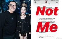"""Dolce&Gabbana dính """"phốt"""" kỳ thị người Trung Quốc, Địch Lệ Nhiệt Ba cùng loạt sao Hoa tuyên bố không tham dự show diễn của hãng"""