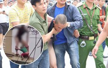 Vụ em bé 17 tháng tuổi bị bố ruột thả từ tầng 2 xuống đất: Người dân bàng hoàng kể lại sự việc
