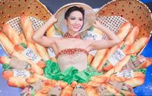 """H'Hen Niê chính thức lựa chọn """"Bánh mì"""" là trang phục dân tộc mang đến Miss Universe 2018"""