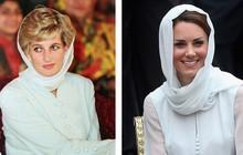 Nàng dâu tinh tế hiếm có chính là Công nương Kate: Thường xuyên bày tỏ lòng kính trọng mẹ chồng qua trang phục