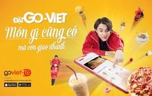 GO-VIET chọn Sơn Tùng M-TP làm đại sứ thương hiệu và triển khai thí điểm dịch vụ GO-FOOD tại TP. Hồ Chí Minh