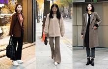 """Street style giới trẻ Hàn tuần qua chính là từ điển lên đồ chuẩn cho những nàng thích kiểu """"mì ăn liền"""""""