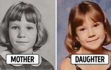 Con nhà tông vừa giống lông vừa giống cánh: Những tấm ảnh chứng minh con cái chính là bản sao hoàn hảo của bố mẹ