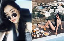 Cô gái Việt làm việc cho hãng hàng không Đài Loan, sở hữu thân hình nóng bỏng không thua gì người mẫu