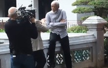 Siêu sao Hollywood đình đám Morgan Freeman bỗng xuất hiện tại Việt Nam