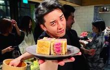 """Có gì bên trong phần sandwich bé tẹo mà cậu út nhà Big Bang """"mạnh tay"""" chi tận 4 triệu để thưởng thức?"""
