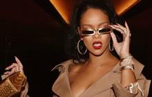 Đẳng cấp siêu sao của Rihanna: cho người có khuôn mặt giống mình thử nhuộm lông mày trước, thấy đẹp mới làm
