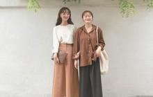 Cặp bạn thân Trung - Hàn xinh đẹp, diện đồ ton sur ton nhìn phát mê trên Instagram