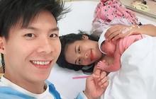 """""""Hoàng tử xiếc"""" Quốc Nghiệp hạnh phúc đón con gái chào đời sau niềm vui lập kỉ lục Guinness thế giới"""