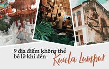 Đã cất công sang Malaysia cổ vũ đội nhà thì đừng quên ghé 9 điểm đến hot hàng đầu Kuala Lumpur này nhé!