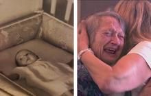 Người mẹ 18 tuổi tưởng con gái đã chết khi vừa sinh và cuộc đoàn tụ sau gần 70 năm đầy bất ngờ cảm động