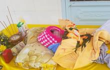 Đồng Nai: Bé gái còn nguyên dây rốn tử vong trong giỏ xách treo trên cổng chùa