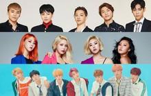 """Đây là những nhóm nhạc Kpop không có nổi 1 thành viên bị gắn mác """"bất tài"""""""