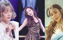 """Xem lại 4 giọng chính của SNSD hát cùng nốt cao, netizen trầm trồ: """"Đây sân khấu khiến các hậu bối phải run rẩy"""""""