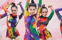 """Một ngày sau khi phát hành album """"khủng"""", Đông Nhi tiếp tục tung MV Dance mới với tạo hình """"tắc kè hoa"""""""