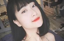 Chân dung bạn gái xinh đẹp của cầu thủ Nguyễn Huy Hùng - người mở tỉ số cho Việt Nam